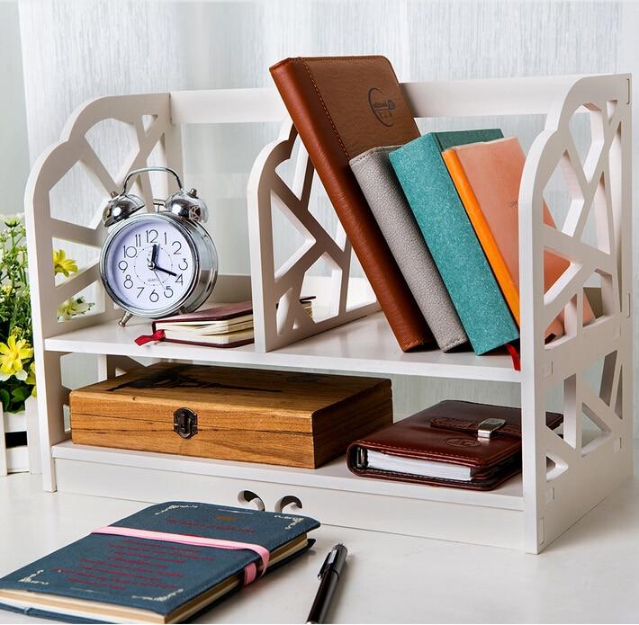 Free shipping north europe design plastic environmental bookrack waterproof  bookshelf fireproof bookcase BR-01 - - Discount Bookshelves IDI Design