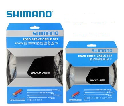 Shimano DA Brake and Shift Cables
