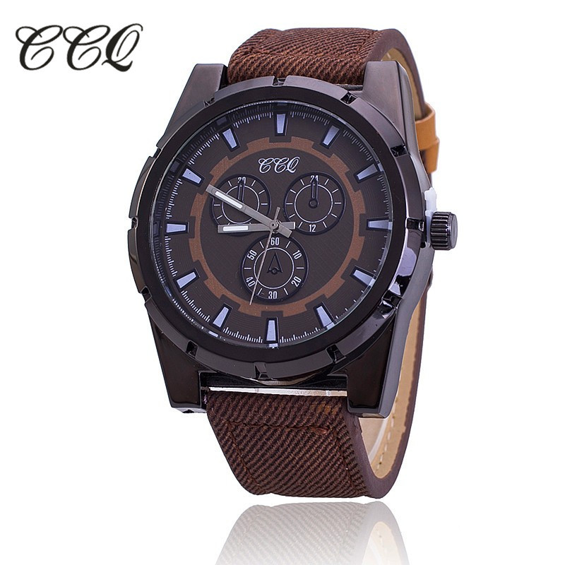 2017 New CCQ Brand Elegance Men Watch Delicacy Military Quartz Noble Watch Relogio Masculino Clock Drop Shipping Hot Sellig free drop shipping 2017 newest europe hot sales fashion brand gt watch high quality men women gifts silicone sports wristwatch