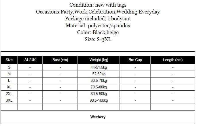 Wechery محدد شكل الجسم المرأة المجلدات و صائغي كامل طول ارتداءها زائد حجم S-3XL 100 كجم ميدي كم التخسيس البطن البطن حالات العسر الشديد
