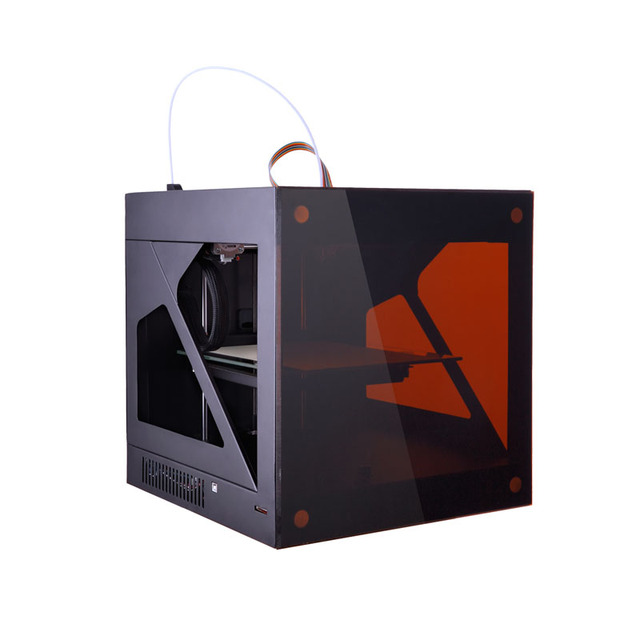 De alta Calidad de la impresora 3D de escritorio industrial FDM impresora 3D retrato 3D diy del metal personalizada de impresión personalizada 3D