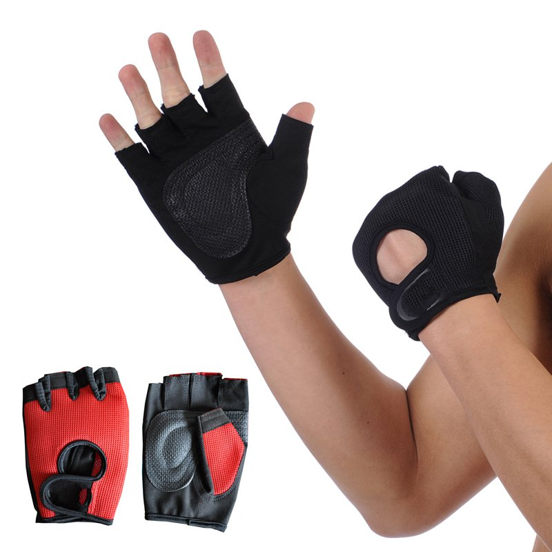 Professional sports fitness half-finger gloves protective palm bodybuilding training equipment skid ld 988 ultra quiet fitness car home bicycles indoor sports to lose weight fitness equipment load 70kg indoor cycling bikes