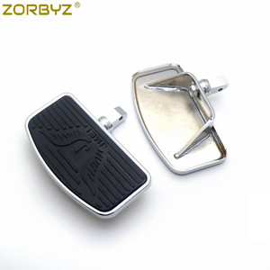 Image 4 - ZORBYZ motosiklet ayarlanabilir döşeme ayaklıklar Footrest Pad Honda VTX1300 VTX1800 Suzuki VL400 C50