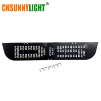 CNSUNNYLIGHT LED Additional Brake Light Panel Replace For Mitsubishi Delica D5 Japanese Cars T10 W5W Bulbs