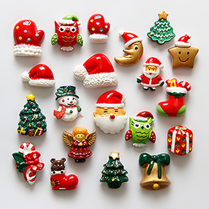 Popular Refrigerator Christmas Magnets-Buy Cheap Refrigerator ...