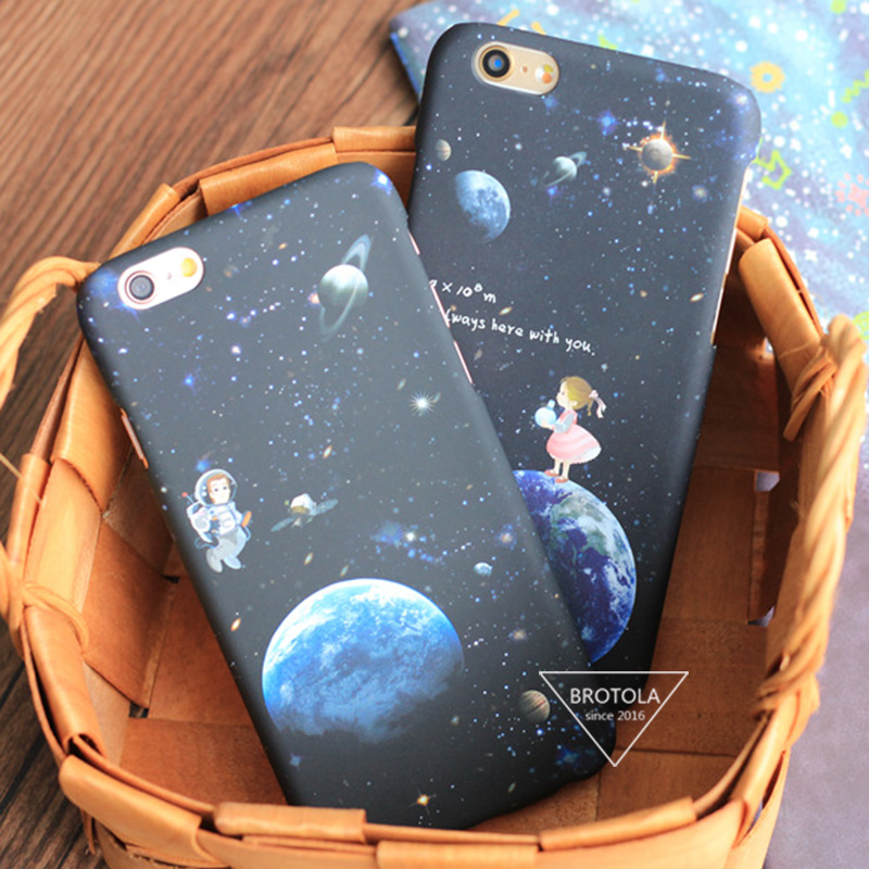 custodia iphone 7 universo