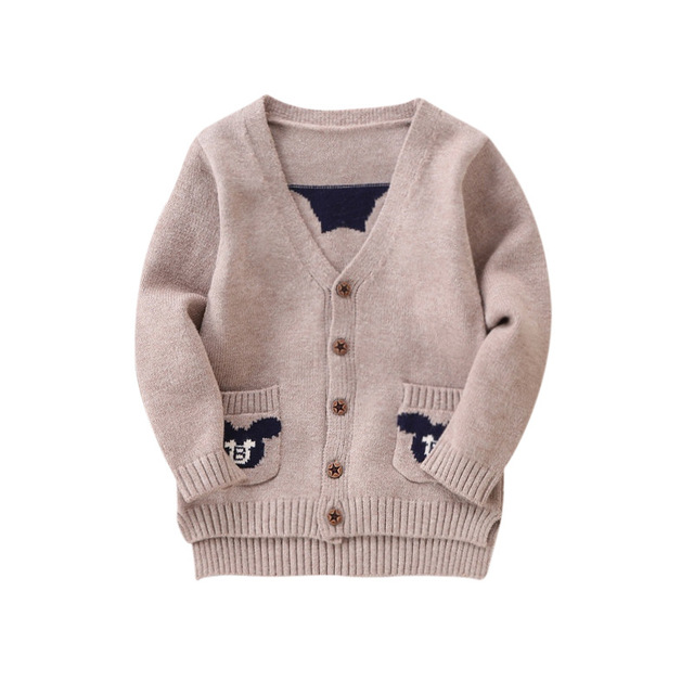 47c3b12b9600 2018 autumn and winter boys sweaters children cardigans 2 5years ...