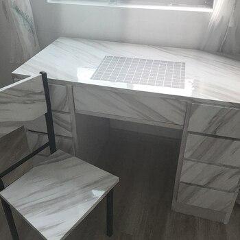 1m 2m Modern Living Room Furniture Desktop Waterproof Marble