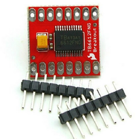 TB6612FNG Motor Drive Module Small Size High Performance Super L298N Self Balanced Car 3PI Support