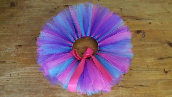 Colorful-Baby-Girls-Tutu-Skirts-Infant-Handmade-Ballet-Tutus-Pettiskirt-with-Pink-Ribbon-Bow-Newborn-Birthday-Party-Skirts-1Pcs-3