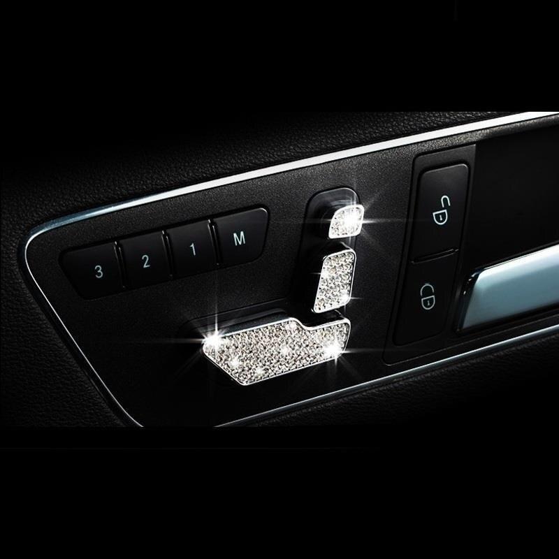Peças de automóvel Sistema de Controle Automático De Moda Interior Cobre Brilhante 09 10 11 12 13 14 15 16 17 18 19 PARA Mercedes Benz Classe E