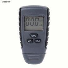 OOTDTY Digital Auto Car Paint Coating Thickness Gauge Tester Measuring Meter Handheld RM660 0-1.25 mm