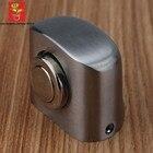 Stainless Steel 304 Casting Magnetic Door Stopper,Floor mounted magnetic door Stops
