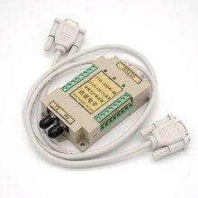 RS485/RS422/RS232 Universal Multimode Fiber Converter Wavelength 1310nm Applicable to Fiber Multimode 62.5/125um, 50/125um цена и фото