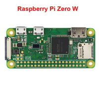 New Raspberry Pi Zero W Board With WIFI Bluetooth 1GHz CPU 512MB RAM 1080P HD Better