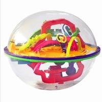 208 Steps Maze Ball Parent Child Interaction Games Intelligence Toy Smart 3D Magical Intellect Balance Logic