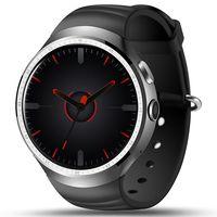 3g gps Smartwatch 1,39 дюймов Android 5,1 MTK6580 1 Гб + 16 Гб LES1 Смарт часы BT 4,0 носимые устройства