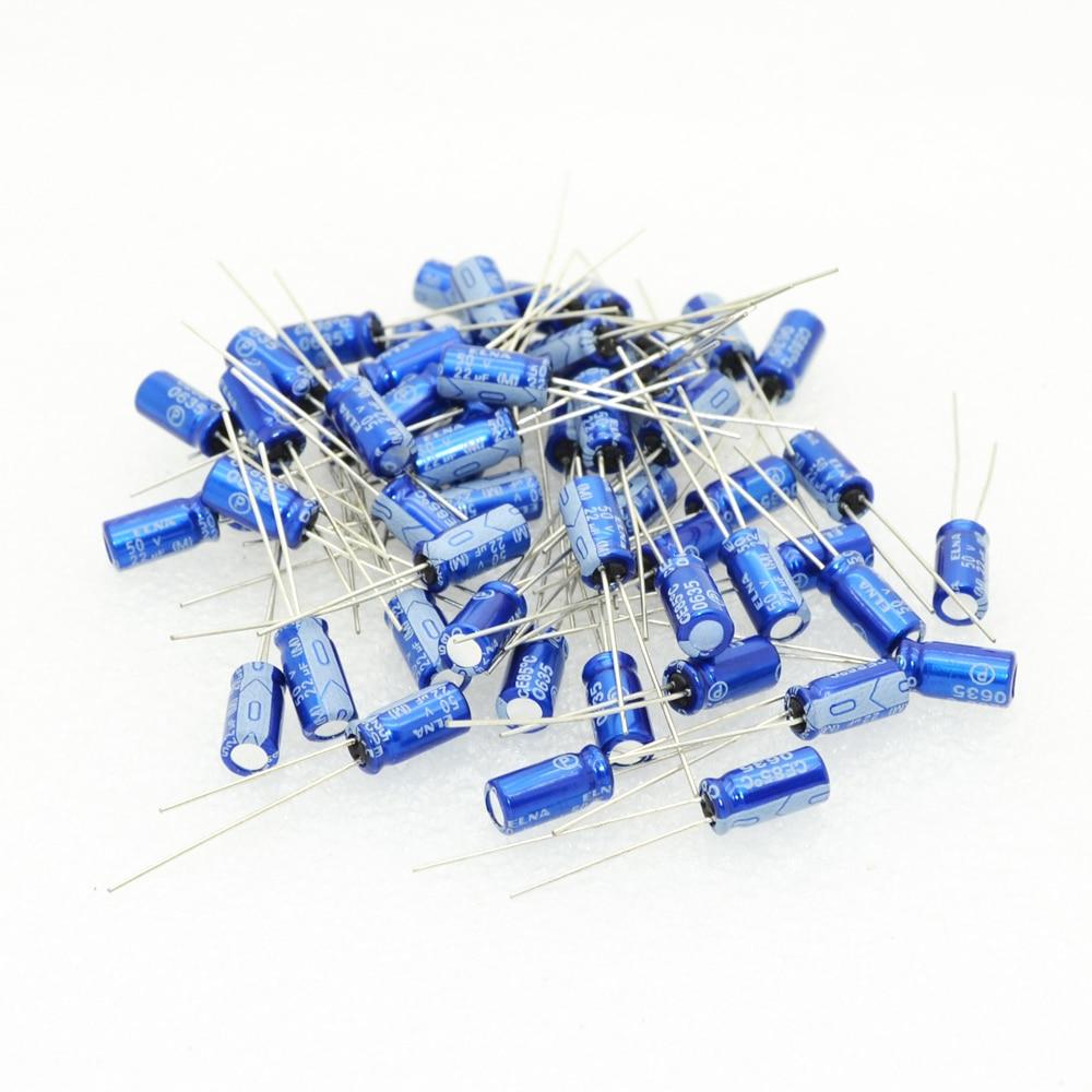 2pcs ELNA RA3 4700Uf 35V 18x35.5mm  Pitch:5mm Electrolytic capacitor-4069