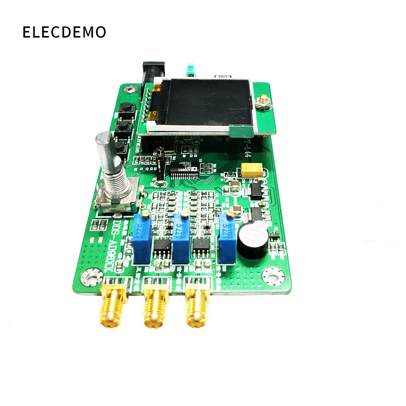 Image 2 - AD9851 High Speed DDS Module Function Signal Generator Send Program Compatible with 9850 Sweep Function-in Demo Board Accessories from Computer & Office