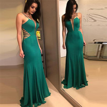a6d49f7cc9 Buy green dinner dress and get free shipping on AliExpress.com