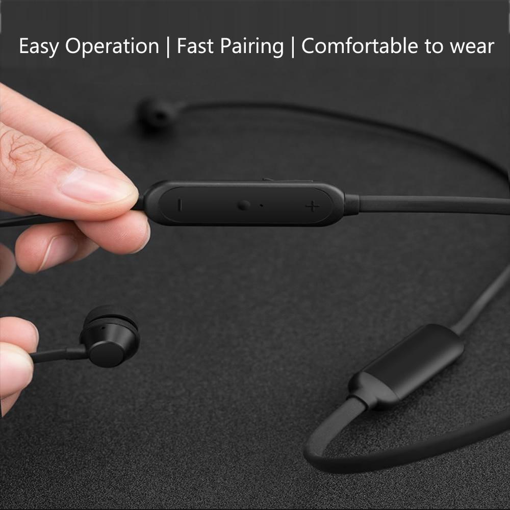Yakee Беспроводной bluetooth наушники IPX5 водонепроницаемый Беспроводной спортивные наушники с микрофоном удаленного Управление для IOS xiaomi android