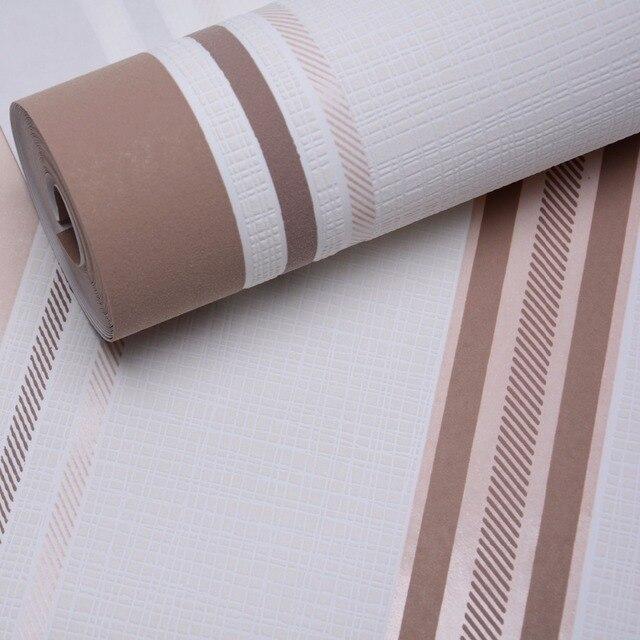 Modern Style Einfache Mode Tapete Vlies Geprägte Muster Stilvolle  Wandmalereien Schlafzimmer Sofa Hintergrundbild