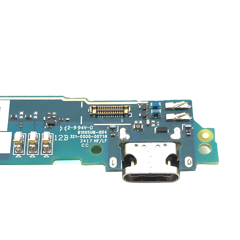 <font><b>USB</b></font> Charging Port Dock Plug Socket Jack Connector Charge Board Flex Cable For <font><b>Sony</b></font> L1 G3311 <font><b>G3312</b></font> G3313 image