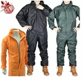 Fashion rain coat  suit Waterproof and oil proof/dust proof/spray/spray paint/ motorcycle/even cap/Conjoined raincoat