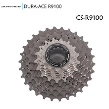 shimano Dura Ace R9100 Road Bike 11 Speed Cassette Sprocket Carbon 11-25T 11-28T 11-30T