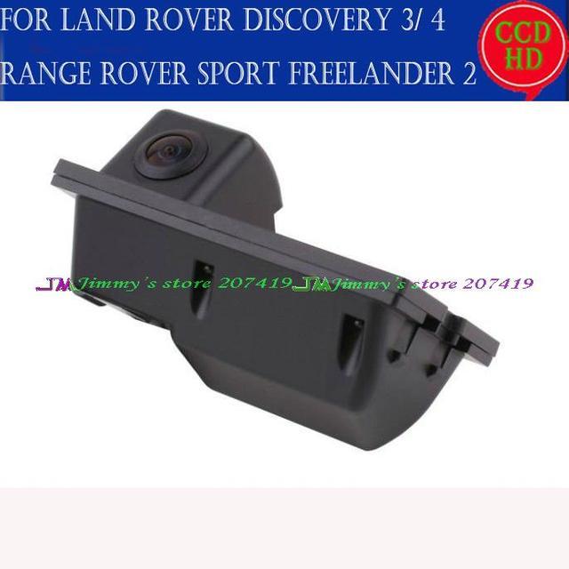 Câmera de estacionamento sem fio para sony ccd Landrover Discovery 3 4 Range Rover Freelander2 vista traseira backup câmera à prova d' água