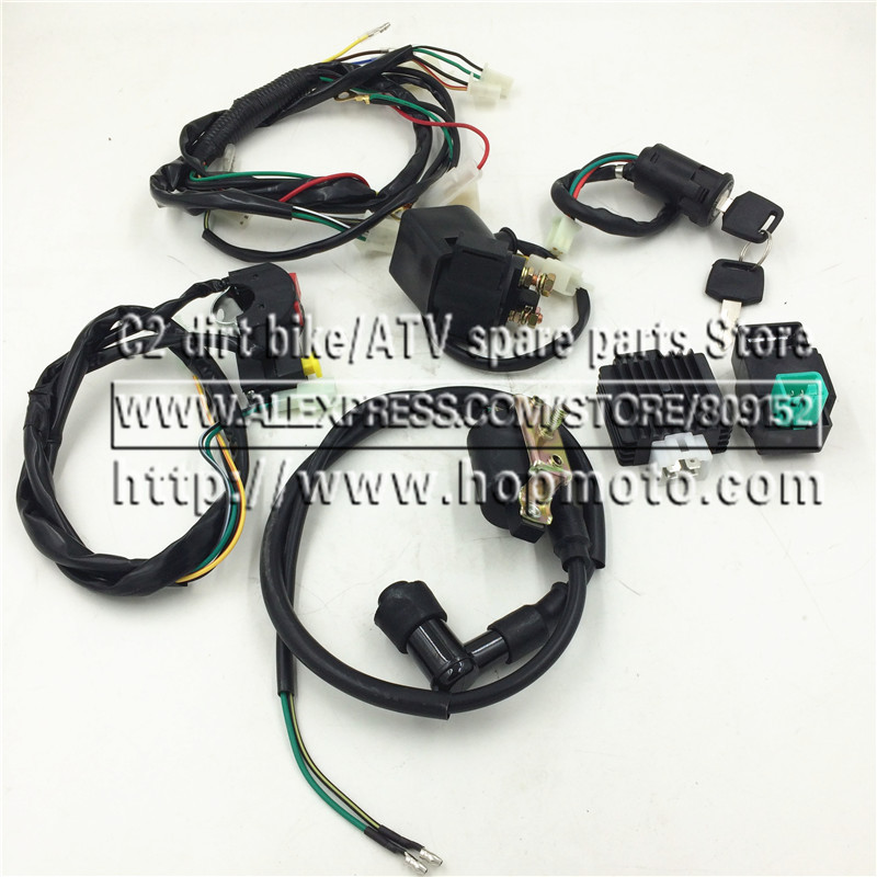 online buy wholesale motorcycle wiring harness from china example rh olkha co