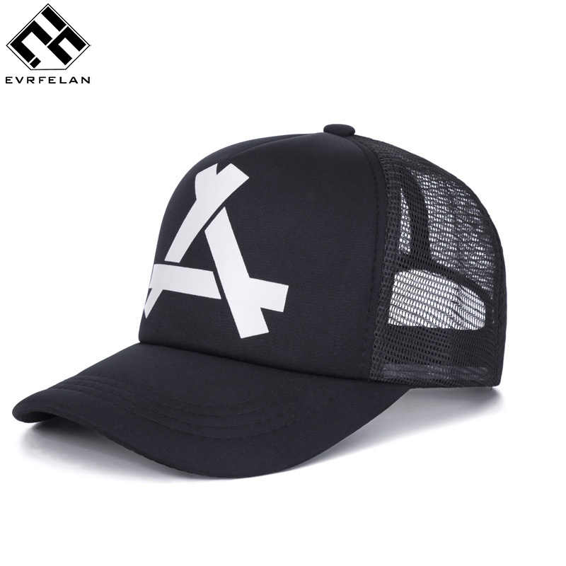 b762eed9064 Evrfelan Summer Baseball Cap Hats For Men Women Gorras Casual Hip Hop Caps  Dad Casquette High