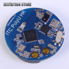 NRF51822 Bluetooth 4 0 BLE SOC Temperature Pressure Acceleration Sensor Gyroscope Light Sensor Module MPU6050 AP3216