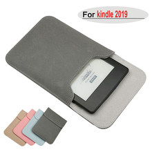 PU Leather Sleeve for Amazon All-new Kindle 10th Genetation 2019 Release Ereader Funda Generation L0326