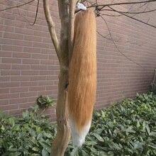 Японское аниме специи и Волк Косплей Реквизит Холо хвост уши лиса заколки «кошачьи ушки» повязка на голову Хэллоуин костюм Ника Уайльда хвост с ушками