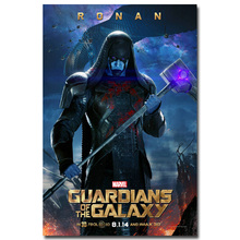 RONAN – Guardian of The Galaxy Art Silk Fabric Poster Print 13×20 24x36inch Superheroes Movie Picture for Room Wall Decor 27