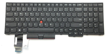 New Original for Lenovo Thinkpad  E580 L580 Laptop replacement keyboard  01YP640 No backlight