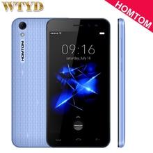 4G HOMTOM HT16 Pro 16GB/2GB 5.0 inch Android 6.0 MTK6737 Quad Core up to 1.3GHz Dual SIM OTA WiFi Bluetooth GPS FM Smartphone