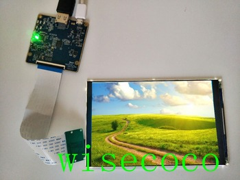 7 inch Raspberry Pi LCD Display HDMI HD 1200X1920 LCD Driver Board