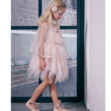 INS HOT BABY GIRL OUT WEARS GIRLS TUTU CAPES KIDS CLOTHES GI