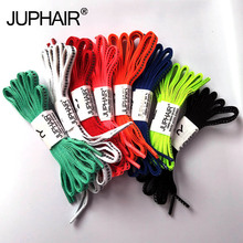 JUP1 Pair Reflective Shoelaces Visibility Flat Running Cycling Safty Minimal Fashion Party Samping Casual Cloth Shoes