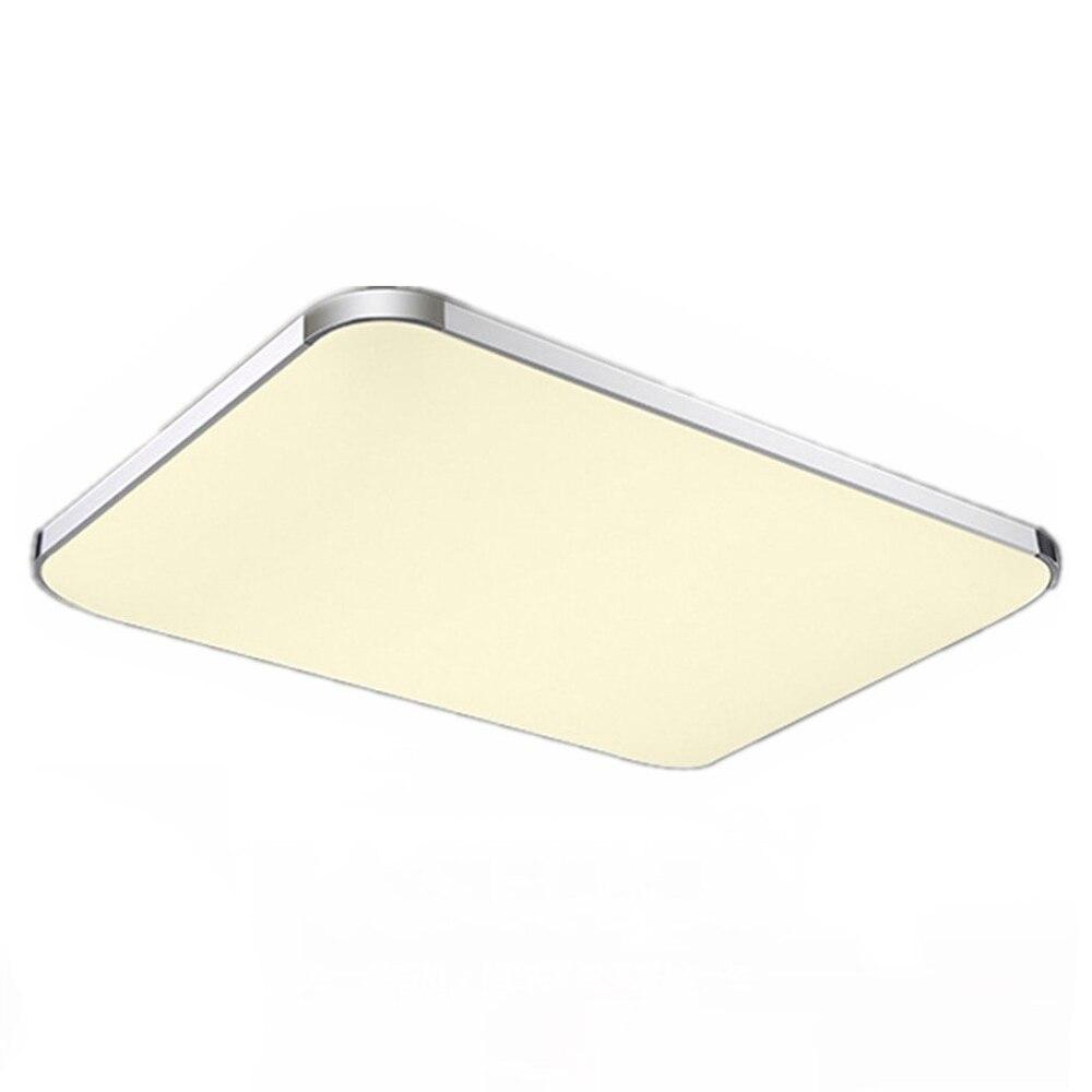 48 W LED Dimmable 320-4320 LM Contemporain Plafond g Lampe Couloir Salon Chambre Lampe (48 W dimmable)