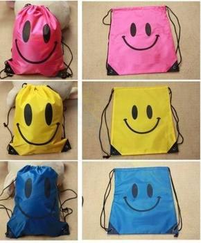 Waterproof Baby Kids smiley beach swimming Props Swim bag outdoor Storage package Bag Cartoon Carrier Bag Toy Bundle bag 3