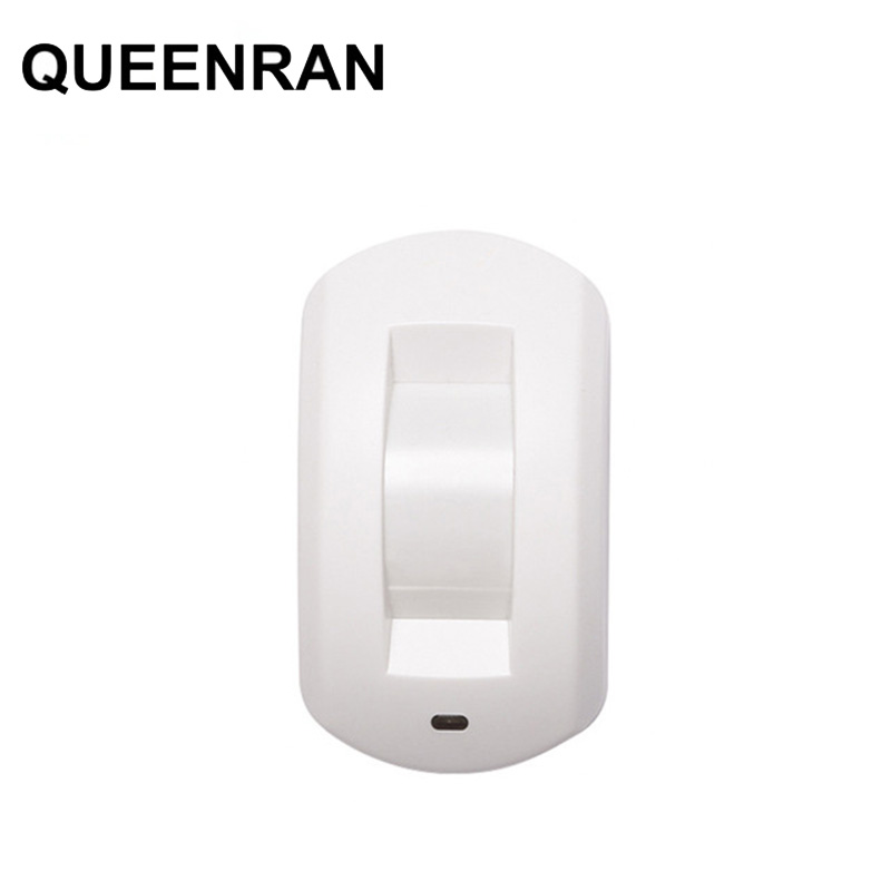 Wired Curtain Window PIR Motion Sensor Ceiling Passive Infrared Motion Detector For Home Burglar Alarm Security System