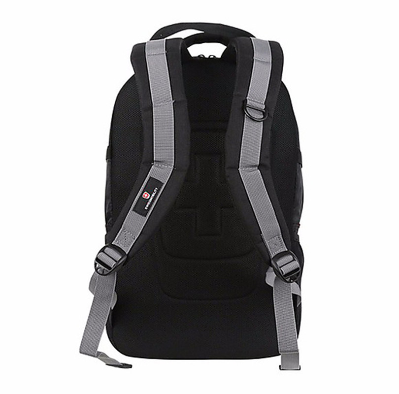 Free Shipping Lenovo Swissmobility Mt 5861 Double Shoulder Bag Fashion Business Laptop 15 6 Inches In Bags Cases From Computer Office On