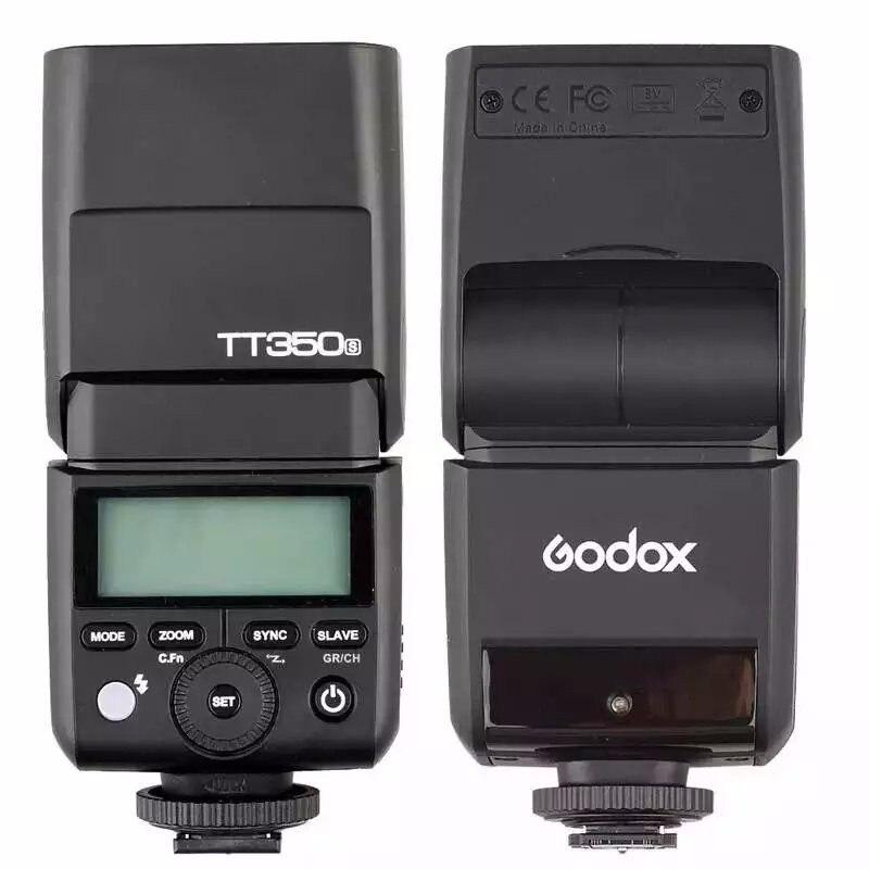 Godox TT350S 2.4G HSS 1/8000s TTL GN36 Wireless Speedlite Flash for Sony A7 A7R A7S A7 II A7R II A7S II A6300 A6000