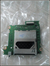Camera Repair Replacement Parts EOS Rebel T3 Kiss X50 1100D  1100 D   the card slot board for Canon