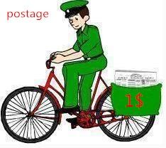 Postage No.1552282