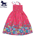 Everything for children Clothing and accessories 7-8-9years Girls Dress Clothes Children Bridesmaid Dress honors Clothing Floral