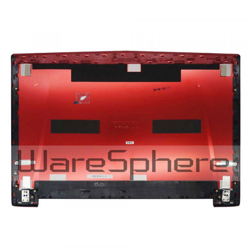 New LCD Rear Back Cover for MSI GT72 GT72S E2P-78104XX-Y31 307782A437Y31 307-782A437-Y31 with pattern of dragon Red new laptop for msi ge62 keyboard cover palmrest upper case 307 6j3c223 y31 3307 6j1c234 y31 15 6